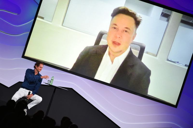 New semiconductor plants will end global auto chip shortage next year -Tesla's Musk