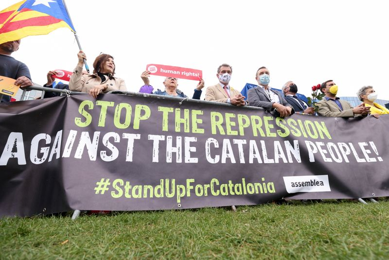 Key dates in Catalonia's independence bid and subsequent events