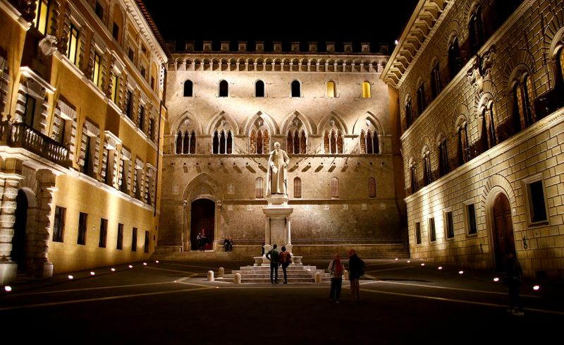 Italy confident in MPS deal in October - sources