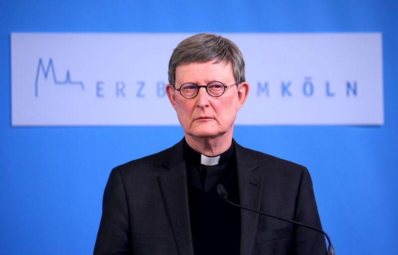 Arzobispo alemán se tomará un 'descanso espiritual' tras escándalo de abusos: Vaticano