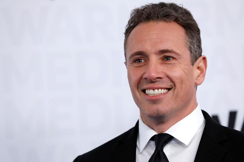 CNN's Chris Cuomo accused of sexual harassment by former boss, says he apologized