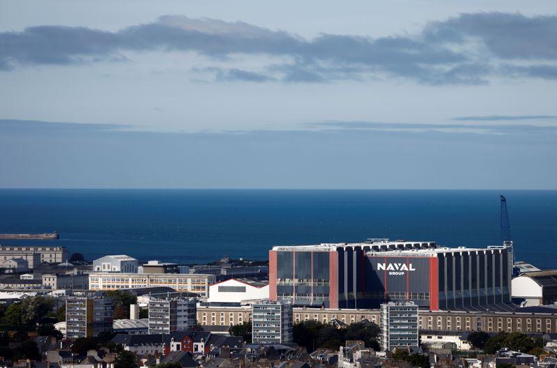 Cherbourg sous le choc de la perte du contrat des sous-marins australiens