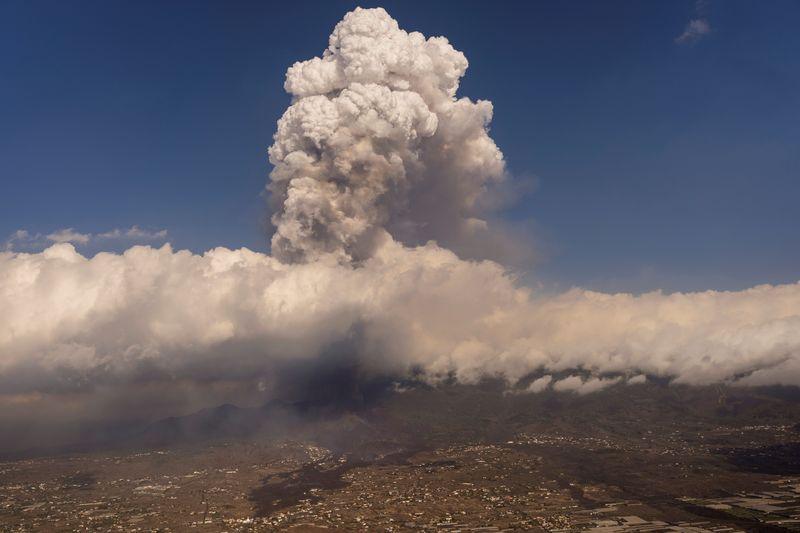 Le volcan de La Palma est entré dans une nouvelle phase éruptive