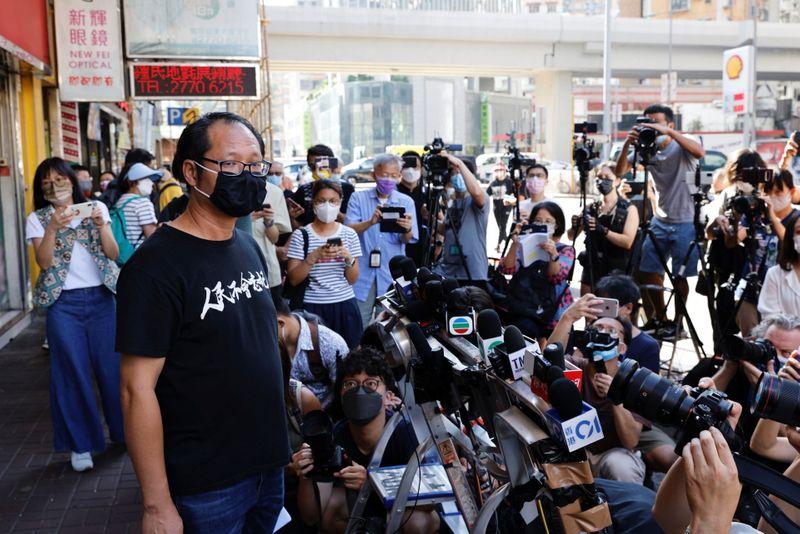 Hong Kong: Visé par une enquête, un groupe pro-démocratie se dissout