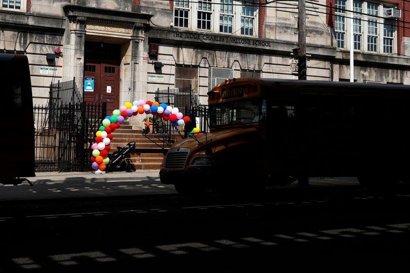 El tribunal bloquea el mandato de vacunas para las escuelas de la ciudad de Nueva York y programa la audiencia para la próxima semana