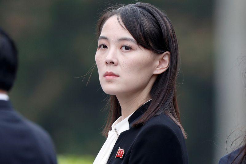 北朝鮮の金与正氏が談話、韓国の姿勢次第で首脳会談も検討