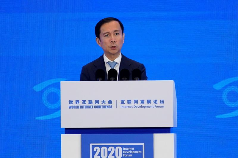 Chinese tech execs support 'common prosperity', helping SMEs at internet summit