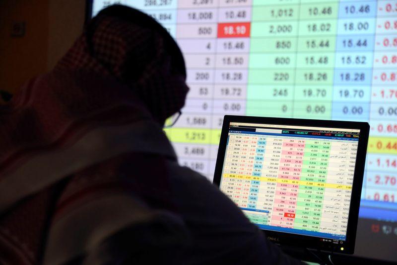 ارتفاع الأسهم السعودية والقطرية وتراجع بقية الأسهم الخليجية