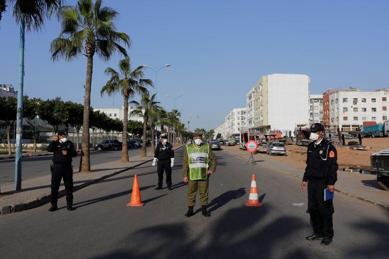 المغرب يسجل 734 إصابة جديدة بكورونا و35 وفاة