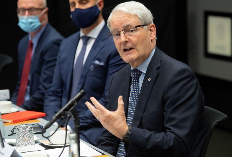 Canciller canadiense dice que su país está abierto a normalizar los lazos con China