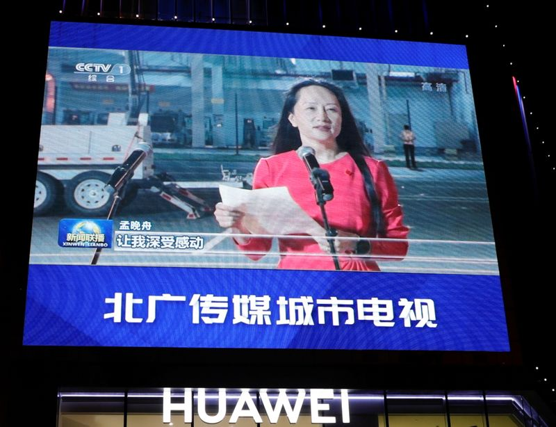 China says Canada should 'draw lessons' from Huawei exec case