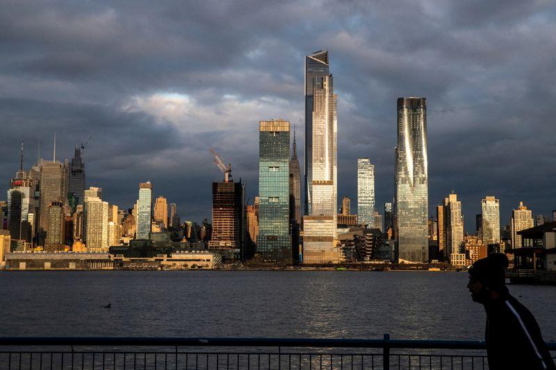 世界の金融都市ランキング、NYとロンドンが引き続き首位と2位