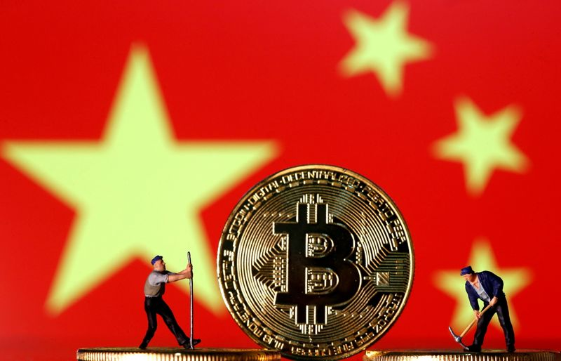 Cryptocurrency exchanges scramble to drop Chinese users after Beijing's ban