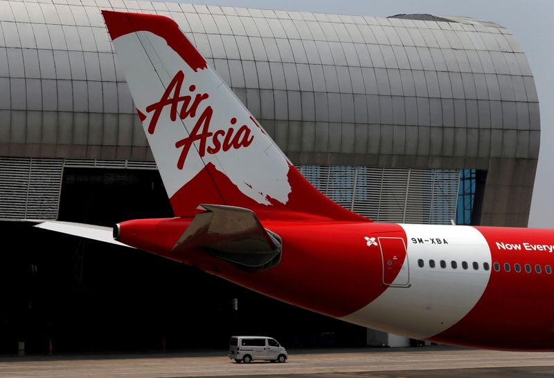Malaysia's AirAsia X reports record quarterly loss of $5.9bln