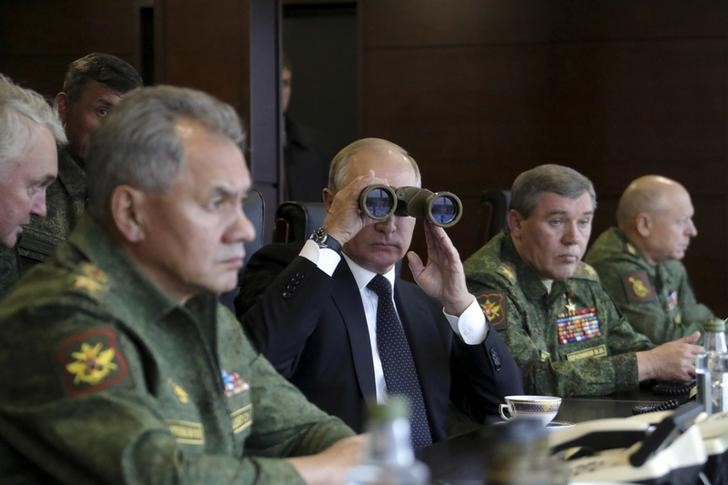 Кремль: Расширение НАТО на Украину находится за