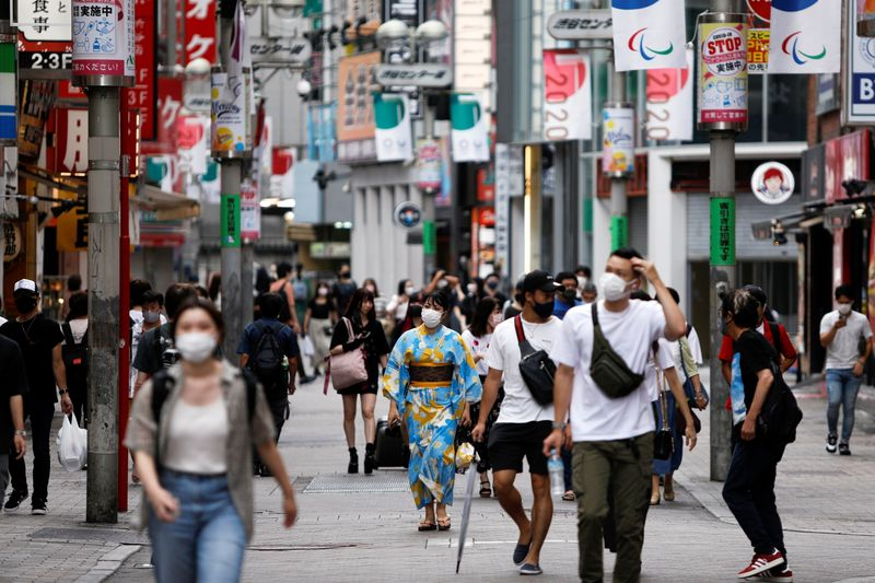 Japón levantará estado de emergencia en todas las regiones al final del mes: NHK