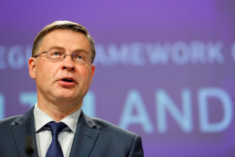 Let's reform not ruin the WTO, EU trade chief urges U.S