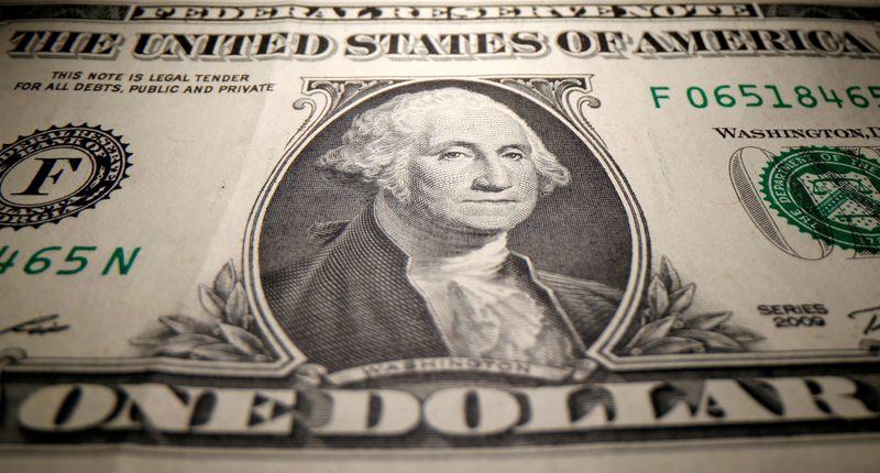 Dólar sube, impulsado por alza de rendimientos bonos Tesoro EEUU