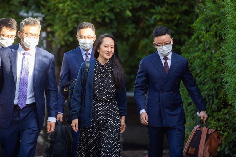 カナダは「教訓得るべき」、ファーウェイCFO釈放で=中国外務省