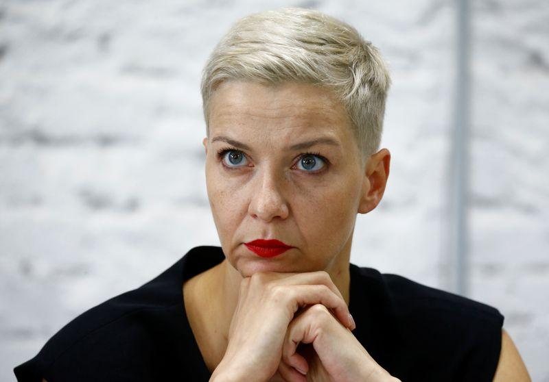 Лидер белорусской оппозиции Колесникова получила премию ПАСЕ в области прав человека