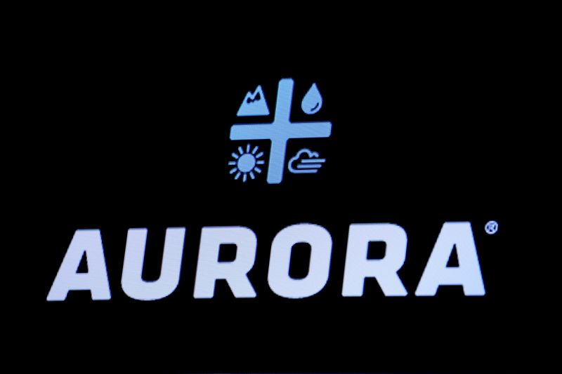 Aurora Cannabis revenue falls short of expectations on lower pot demand