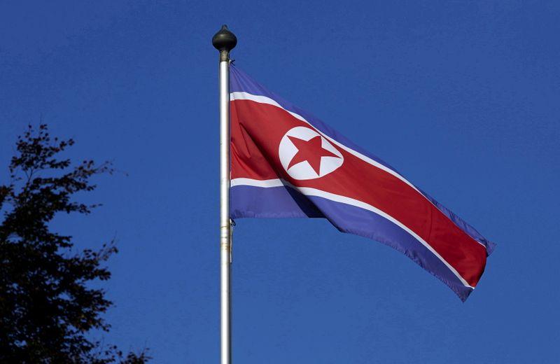N.Korea fires missile, accuses U.S. of 'double standards'