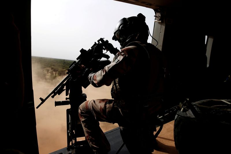Le Pentagone assure Parly du soutien US à la France au Sahel