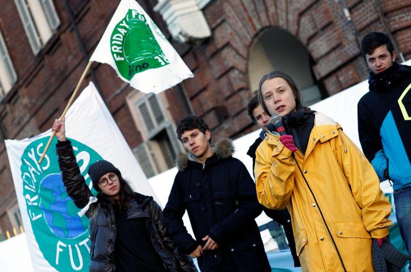 '30 years of blah blah blah': Thunberg questions Italy climate talks