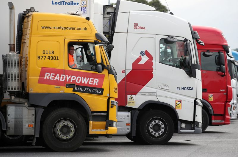 Extend UK trucker visa scheme to avoid Christmas disappointment - retail industry