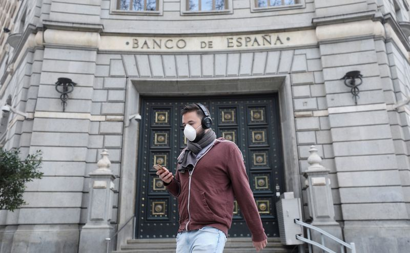 Bank of Spain to revise down 2021 GDP forecasts, governor says