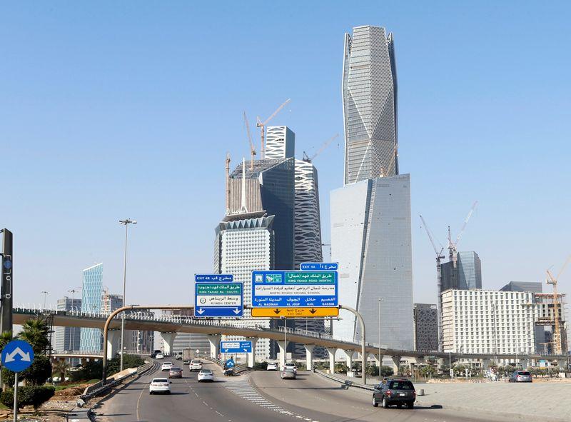 S&P affirms Saudi rating on expected rebound through 2024