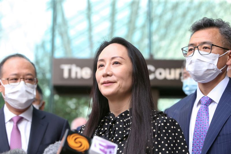 Analysis-Huawei CFO's admissions likely won't help U.S. in case against company