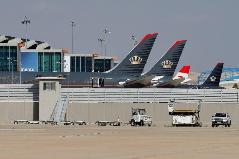 الخطوط الملكية الأردنية بصدد استئناف الرحلات المباشرة لدمشق