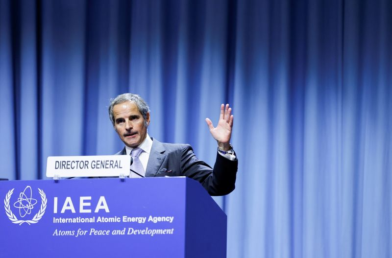 AUKUS submarine deal 'very tricky' for nuclear inspectors -IAEA chief