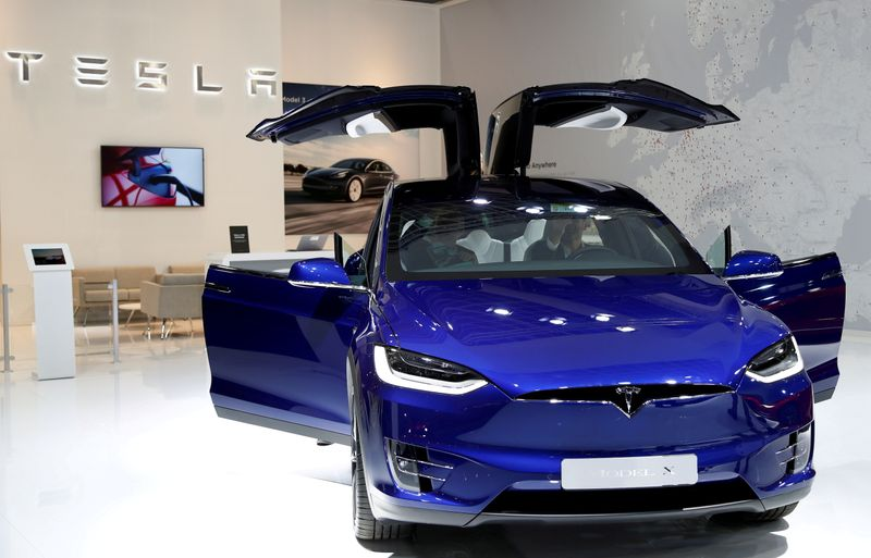 Tesla set to post strong deliveries after production spurt - analysts