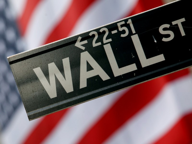 Wall Street swoons on rising Treasury yields, growing inflation worries
