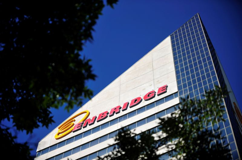 Pipeline operator Enbridge signs deals to produce RNG, hydrogen