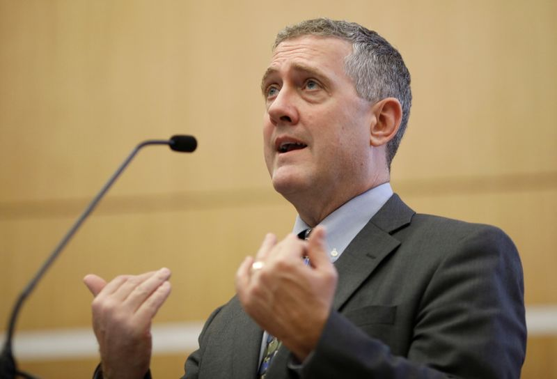 Exclusive-Fed's Bullard: More aggressive Fed stance best to ensure longer expansion