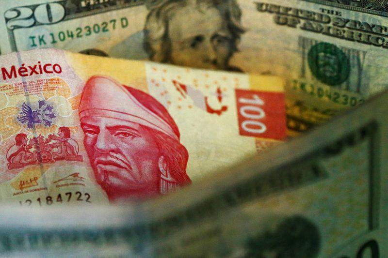 Mercados en A.Latina cierran con caídas por aversión al riesgo; peso colombiano se desmarca y sube