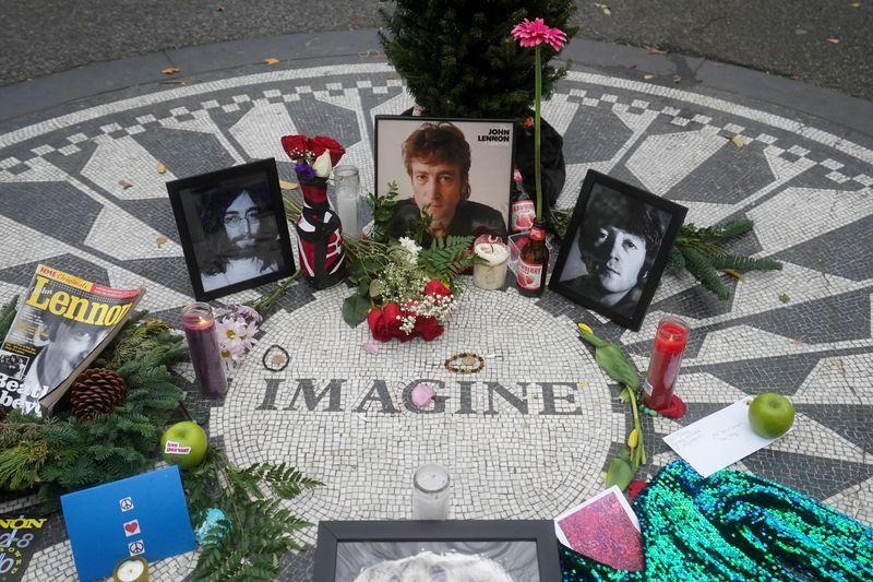 Gravação nunca lançada de John Lennon é vendida por US$58.300 em leilão dinamarquês