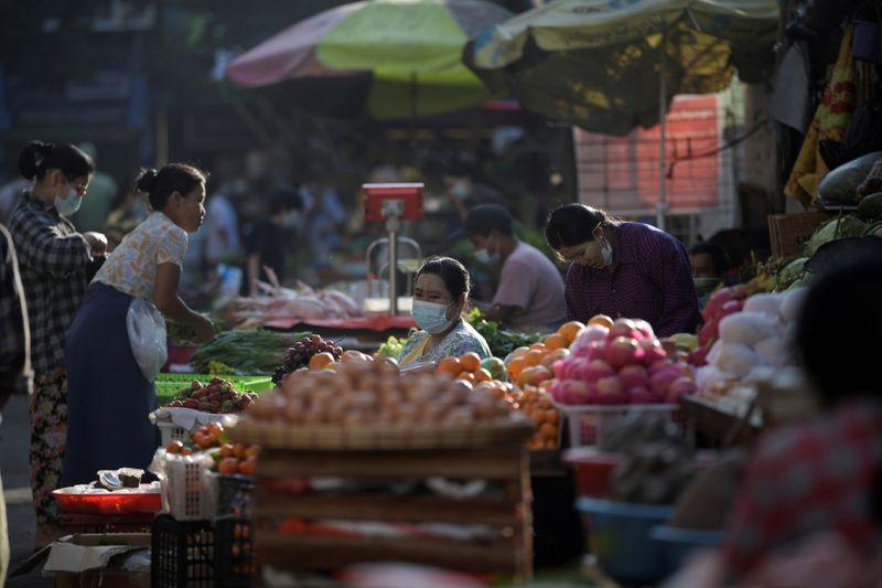 Myanmar military takes responsibility for economic crisis