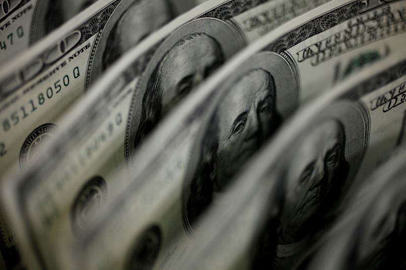 'Perfect storm' lifts dollar over unsettled markets