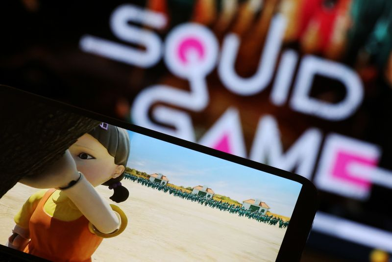 S.Korea broadband firm sues Netflix after traffic surge from 'Squid Game'
