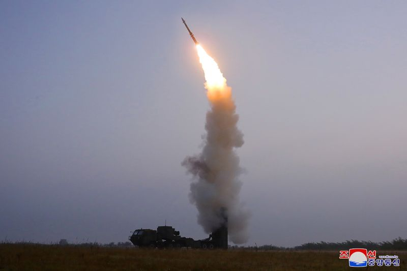 N.Korea accuses U.N. of double standards over missile tests, warns of consequences