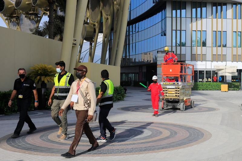 Dubai Expo revises worker death toll up to six, declines to say if more died