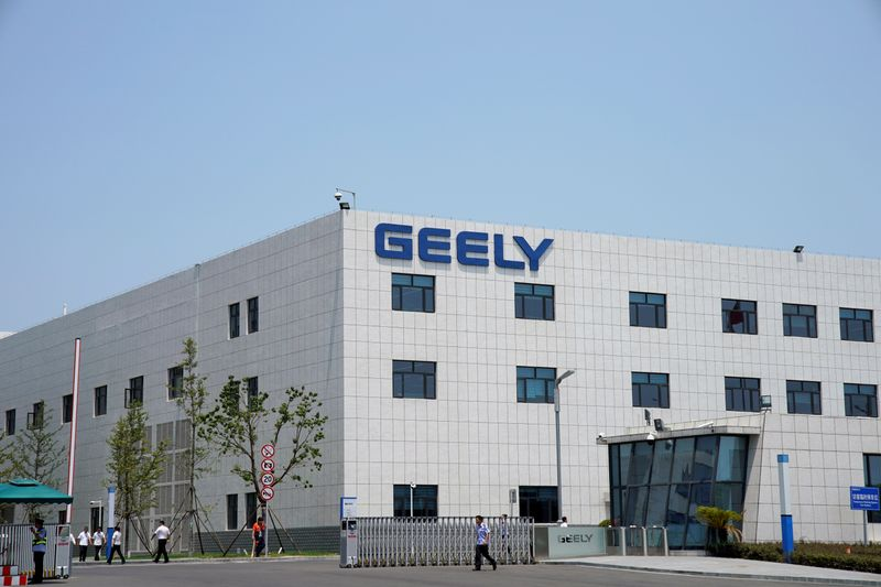 Geely's Volvo Cars aims to raise $2.9 billion in IPO