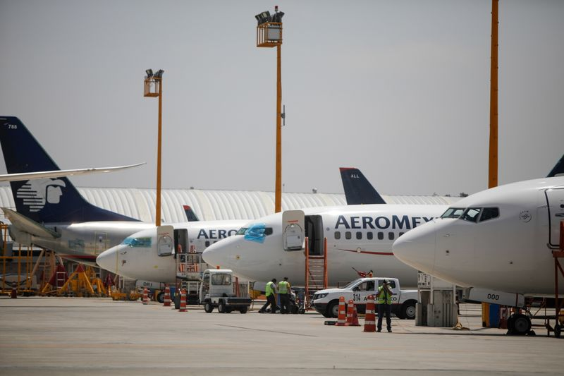 Aeromexico shares rise more than 3% following restructuring plan submission