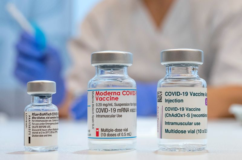 Sweden to give 12-15 year olds Pfizer vaccine, rejects Moderna