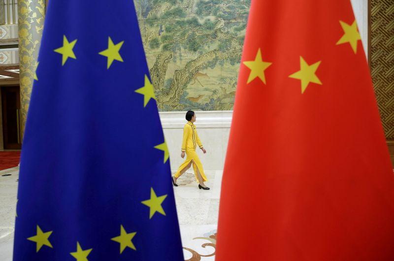 Global player? EU summit to seek answers on China, U.S. strategy