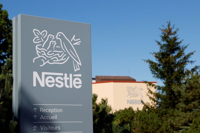 Plant-based egg and shrimp on Nestle's menu as it taps into vegan growth